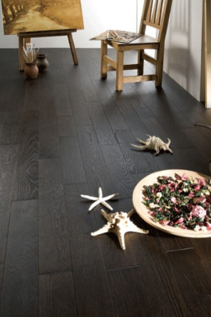 Coswick Engineering Hardwood Flooring - Brushed & Oiled Oak Collection