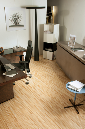 Coswick Engineering Hardwood Flooring - Zebrano Collection