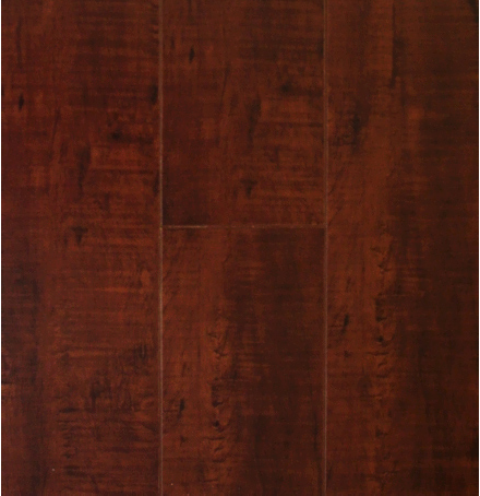 Laminate flooring how laminate flooring is made for Laminate flooring winnipeg